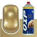 DIP spray Régi arany metál