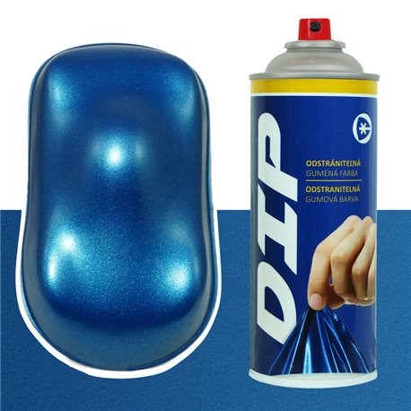 DIP spray kék metál