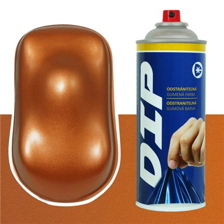 DIP spray réz metál