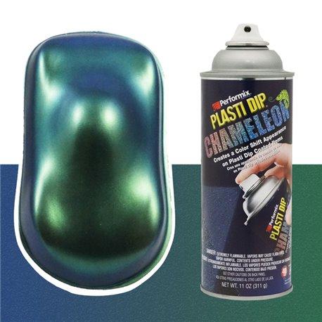 Plasti Dip kaméleon zöld/kék
