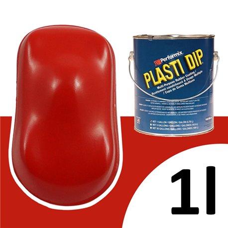 Plasti Dip UV 1L piros