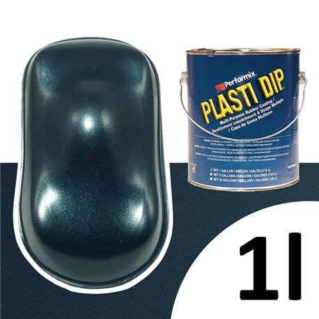 Plasti Dip UV 1L sötétkék metál