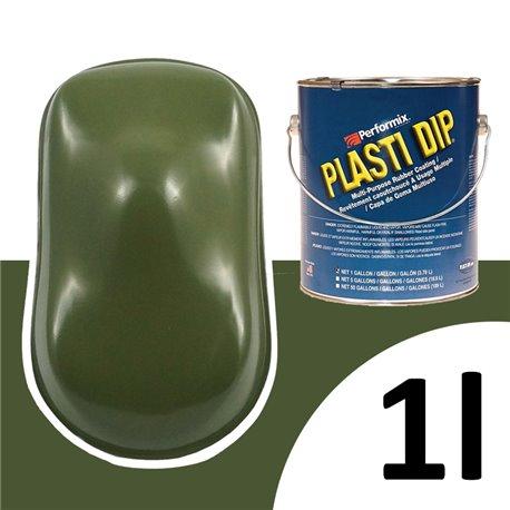 Plasti Dip UV 1L katonai zöld