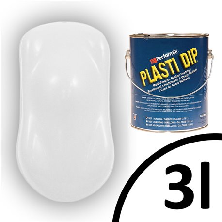 Plasti Dip UV 3L fehér