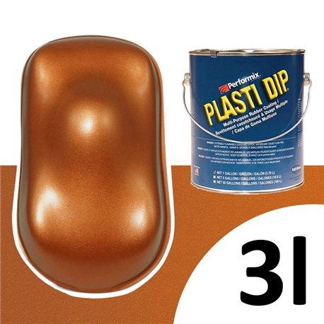 Plasti Dip UV 3L réz metál