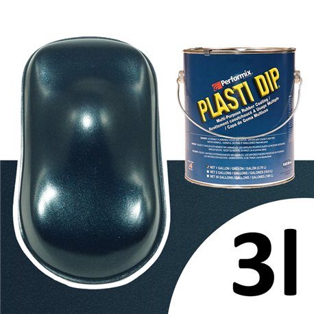 Plasti Dip UV 3L sötétkék metál