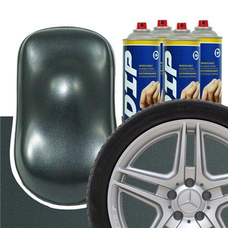DIP szettek keréktárcsára grafitszürke metál
