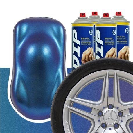 DIP szettek keréktárcsára kaméleon lila/kék