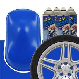 Plasti Dip szettek keréktárcsára blaze kék