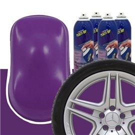 Plasti Dip szettek keréktárcsára blaze lila