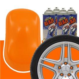 Plasti Dip szettek keréktárcsára blaze narancssárga