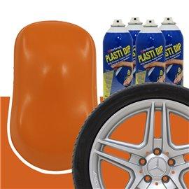 Plasti Dip szettek keréktárcsára narancssárga